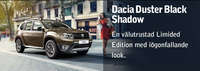 Dacia Duster Black Shadow!