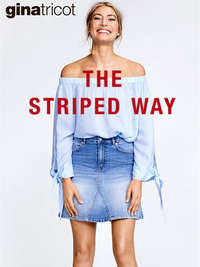 Gina tricot striped