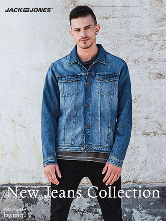 Erbjudanden från Jack & Jones, New Jeans Collection