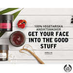 Erbjudanden från The Body Shop, Get your face into the good stuff!