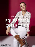 Erbjudanden från Gina Tricot, Gina Tricot - Equestrian Collection